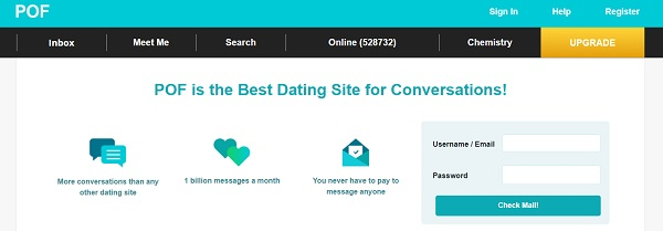 Good introduction for dating website